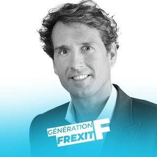 Charles-Henri Gallois, Génération Frexit, Brexit