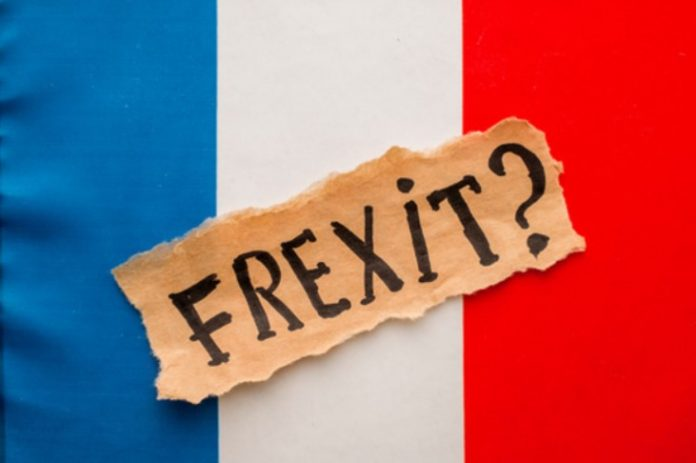 France, drapeau français, Frexit, Génération Frexit, Charles-Henri Gallois