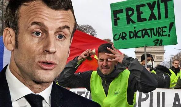 Charles-Henri Gallois, Macron, Frexit, Brexit, Génération Frexit