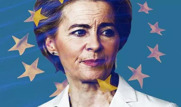 Charles-Henri Gallois, Génération Frexit, euro, fin de l'euro, Ursula von der Layen, Union europénne, Brexit