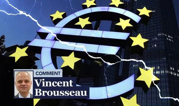 Vincent Brousseau, Brexit, Frexit, Génération Frexit BCE, Banque centrale européenne, euro