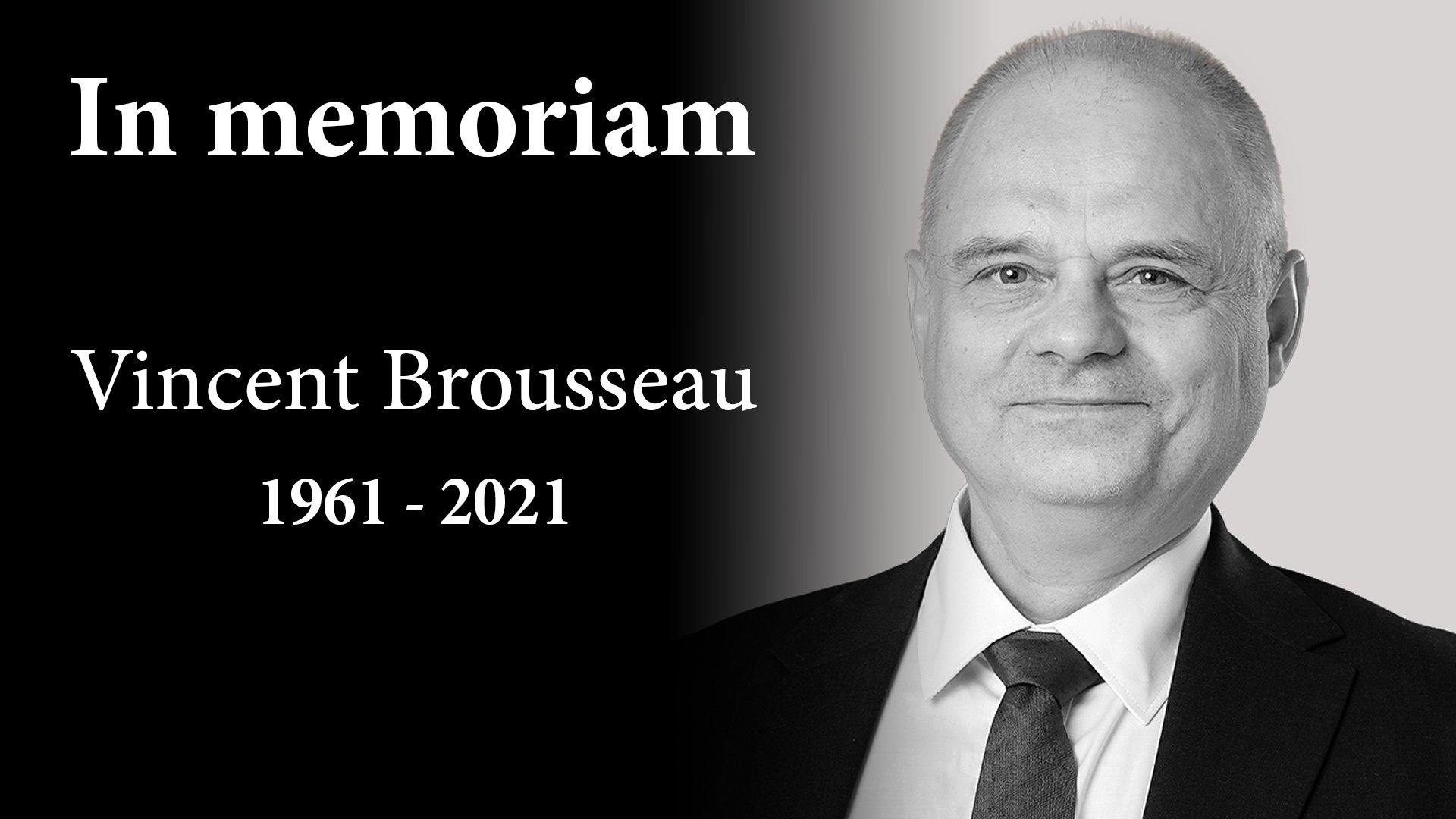Vincent Brousseau, BCE, Génération Frexit