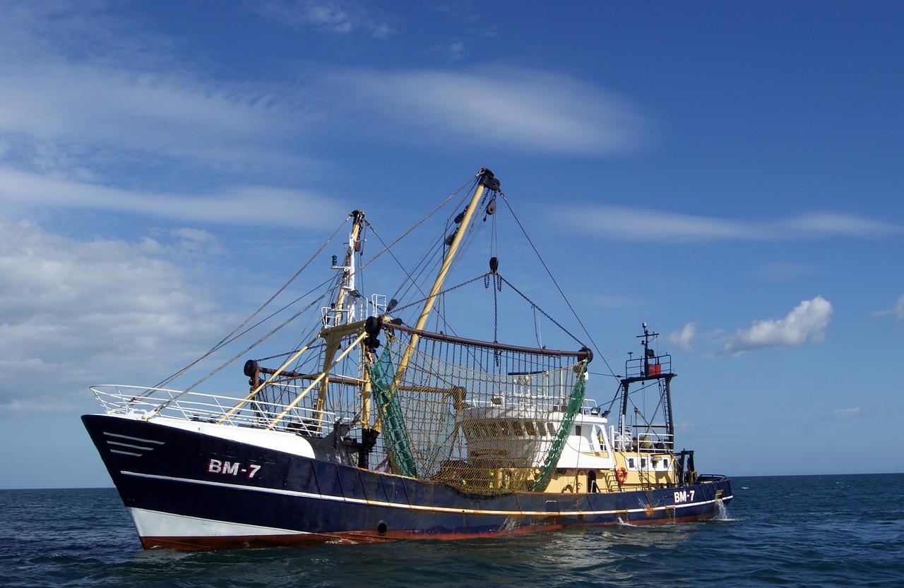 Chalutier, pêche, pêcheur, Brexit, Accords de pêche, Manche