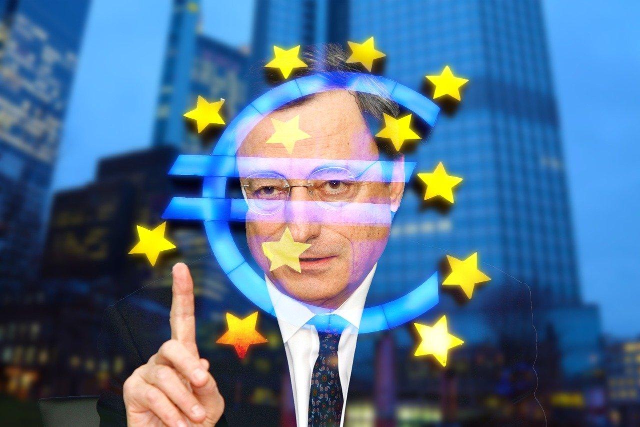 Mario Draghi, Italie, premier ministre, Banque centrale européenne, BCE, Union européenne