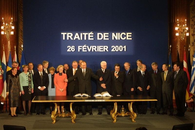 NIce, traité de nice, union européenne, UE, référendum, frexit, charles-henri gallois, génération frexit