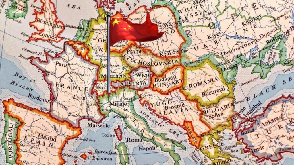 Chine, Union européenne, France, mondialisation, néolibéralisme, Chicago boys, Friedman, Frexit