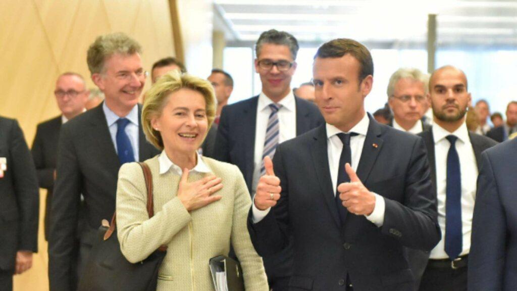 Charles-Henri Gallois, plan de relance, Union européenne, Frexit, Référendum, Macron, van der Layen, covid-19
